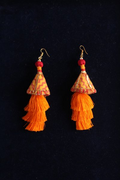 Lehnga Earrings