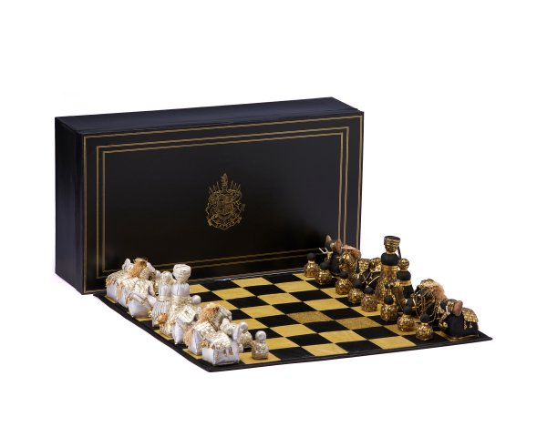 Chess Set (Black & White )