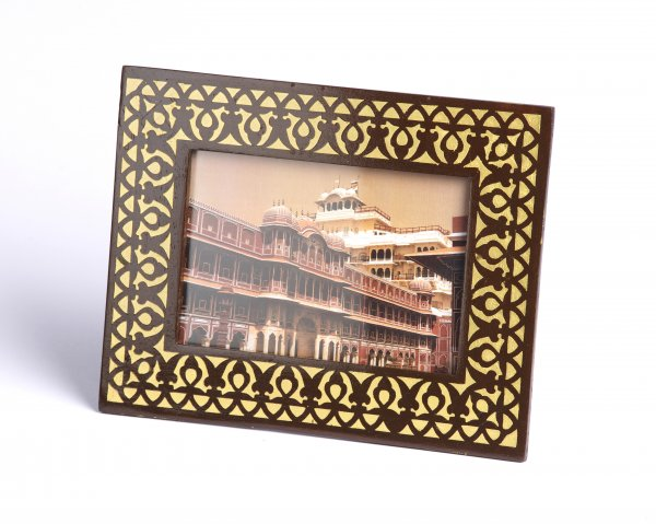 Gold Leafing Photo Frame