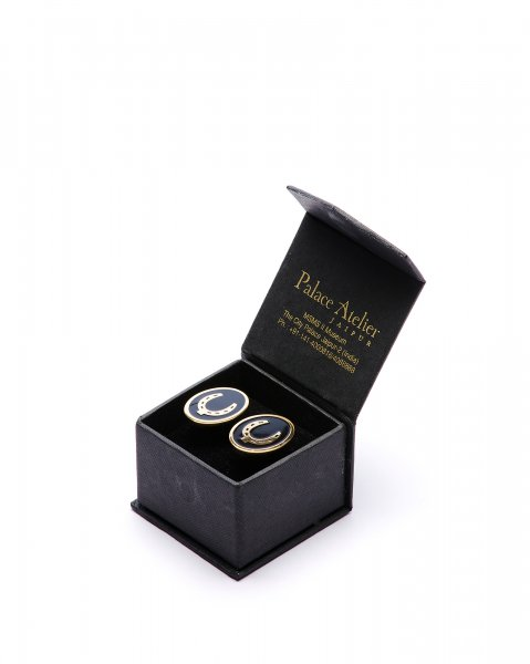 Horseshoe Cufflink Set