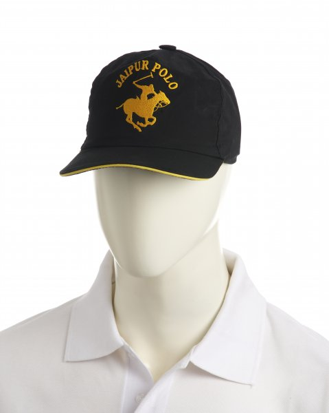 Black Polo Cap