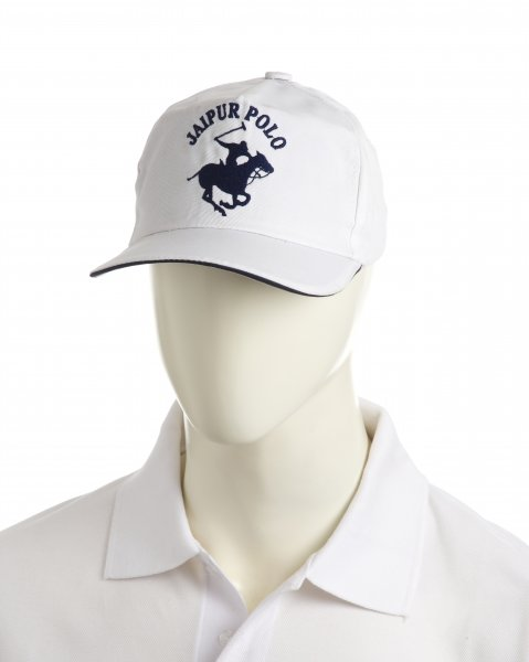 White Polo Cap